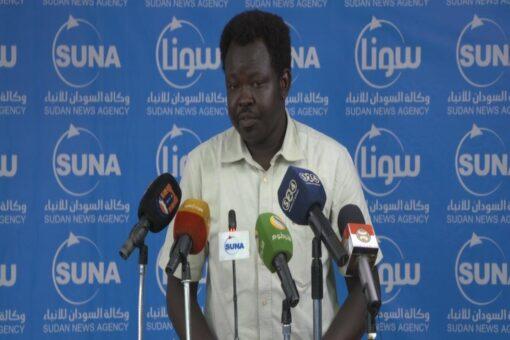 لجنة إدارة أزمة غرب دارفور: أزمة الولاية سياسية