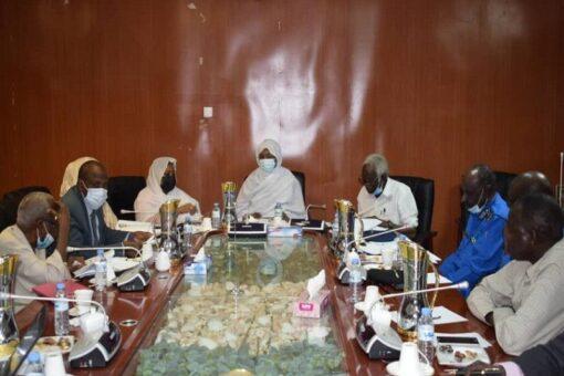 اللجنة الوطنية لمكافحة الإتجار بالبشر تعقد اجتماعها الدوري