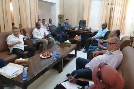 مباحثات بين السودان ومصر لتطوير حركة النقل والملاحة النهرية