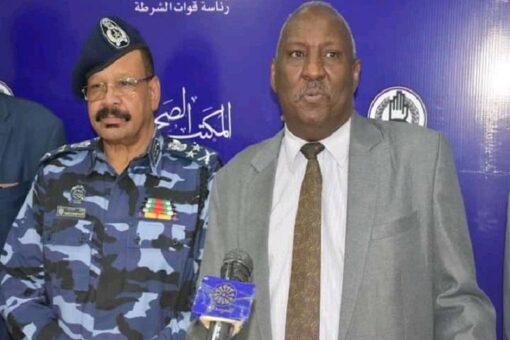مدير عام الشرطة والنائب العام يبحثان تكامل الادوار وتطبيق القانون