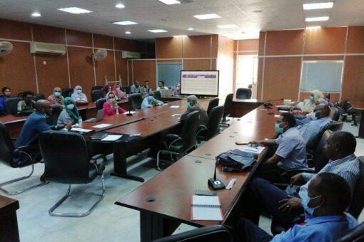الخرطوم:وزارة الصحة تشدد على ضرورة تلقى التطعيم عبر المراكز الصحية