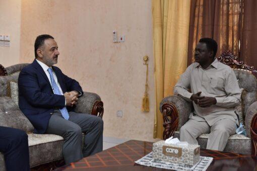 مناوي: العلاقات السودانية التركية علاقات ازالية