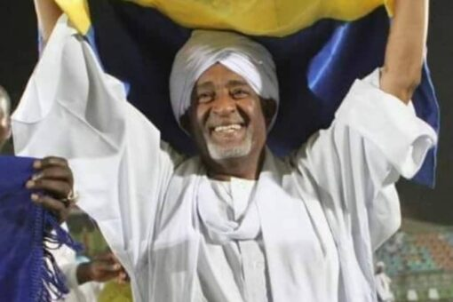 اتحاد الكرة يحتسب مولانا جمال حسن سعيد ويعلن الحداد