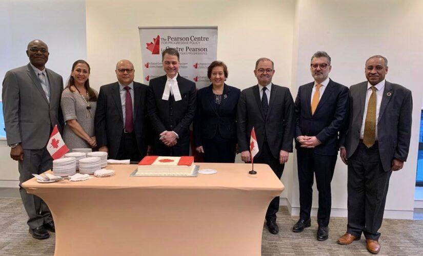 البرلمان الكندي يتلقى تنويراَ حول موقف السودان من سد النهضة