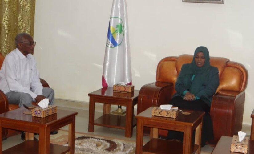 وزير الطاقة يوجه بمعالجة انسياب حصة شمال دارفور من المحروقات