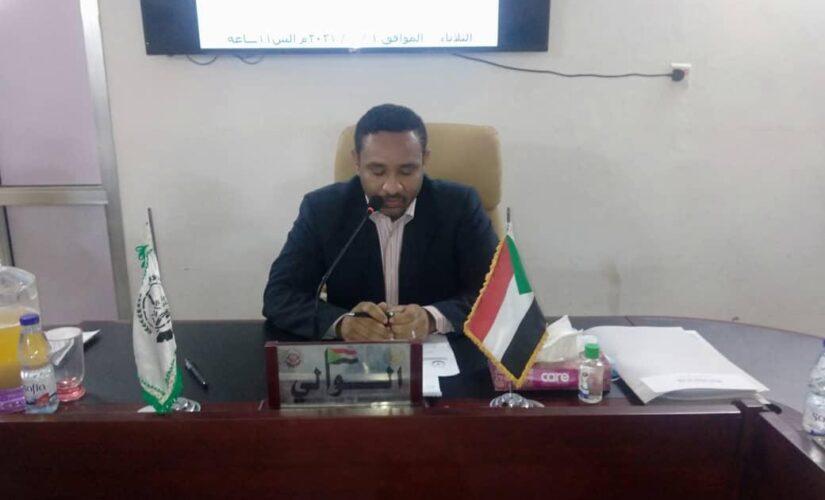 هيكلة وزارة المالية والاقتصاد والقوي العاملة بالنيل الابيض
