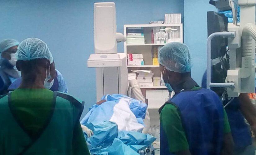 تدشين العمليات المجانية لقسطرة القلب بشمال كردفان