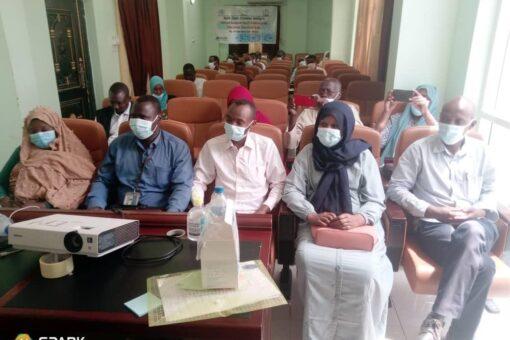 صحة شرق دارفور:بذل الجهود لازالة المخاطر التي تلحق بصحة الطفل