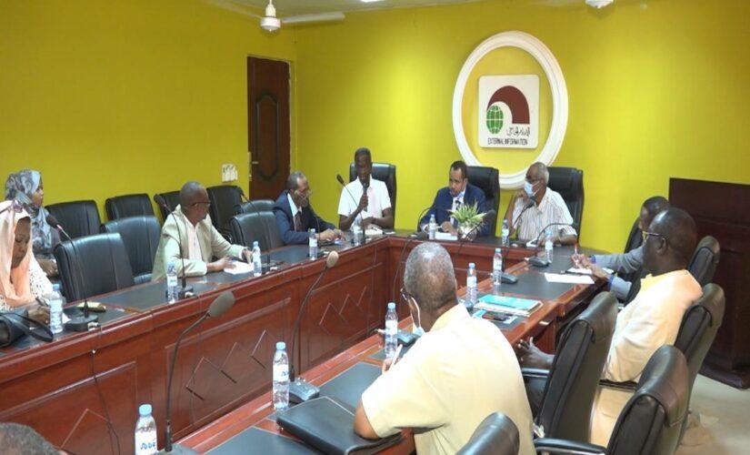 وزارة الثقافة والإعلام تعقد اجتماع لمناقشة قضايا الإعلام الولائي