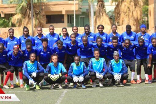 منتخب السيدات يبدأ تحضيراته للمشاركة في البطولة العربية في القاهرة