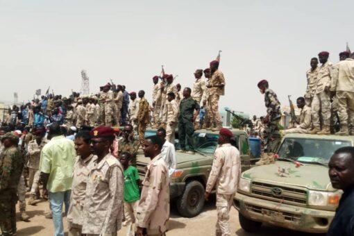 جنوب دارفور تعلن القبض على المتهمين بقتل شهداء الردوم