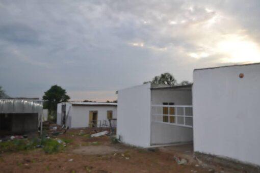 إكتمال أكثر من 95% من إنشاءات مستشفى أولو بالنيل الازرق