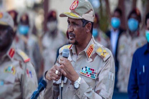 دقلو: الجيش والدعم السريع في خندق واحد