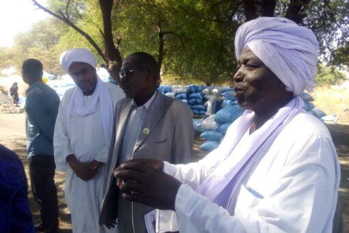 زكاة شمال دارفور تسير قافلة دعوية لإسناد جباية الأنعام بالمالحة