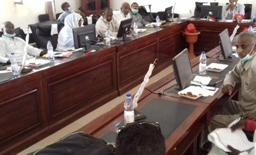 غرفة عمليات الدفاع المدني والطوارئ بنهر النيل تعقد إجتماعها الأول