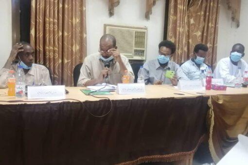 اللجنة العليا الشاملة للتأمين الصحي بنهر النيل تعقد إجتماعها الأول