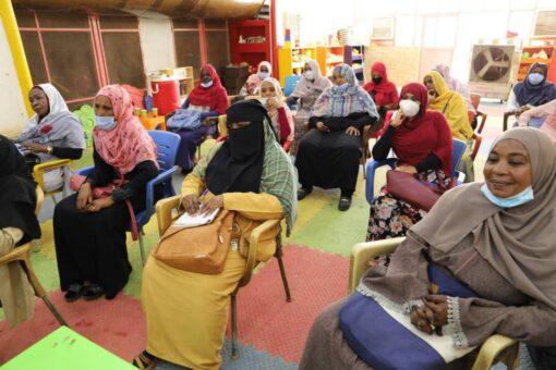 إدارة التوعية المجتمعية بوزارة التنمية الإجتماعية تواصل محاضراتها التوعوية