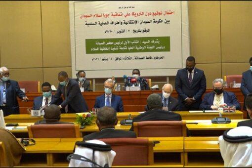 فريق الوساطة الجنوبية:اتفاقية جوبا للسلام فرصة ولحظة تالريخية للسودان