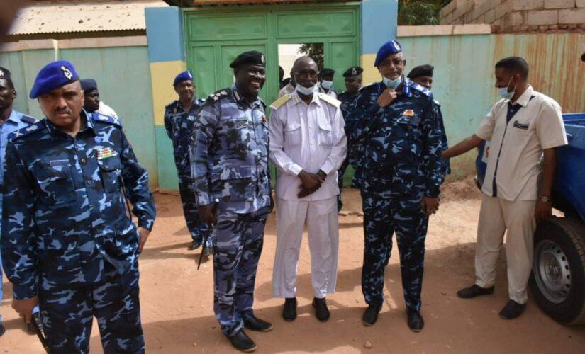 مدير الشئون العامة لشرطة الخرطوم يثمن جهود تأمين الامتحانات