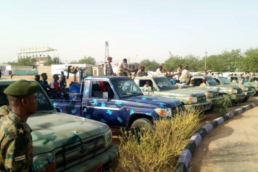 تعزيزات عسكرية وطائرات إستطلاع لمناطق الصراع القبلي بجنوب دارفور