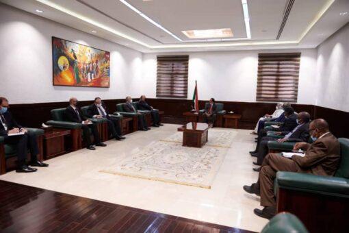 السودان ومصر يبحثان الملء الأحادي الثاني لسد النهضة
