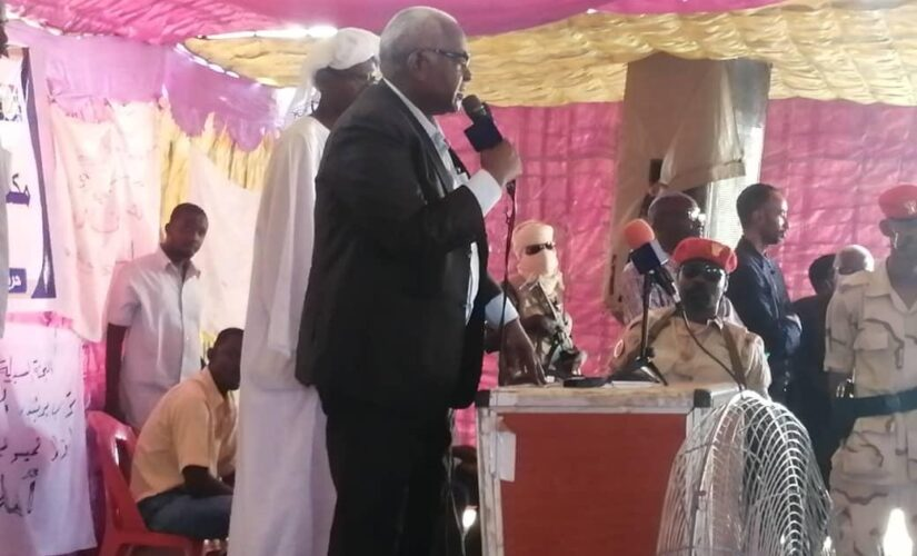 والي سنار: التحالف السوداني شريك أصيل في عمليه السلام