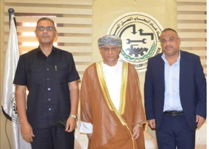 جهود للارتقاء بعلاقات التعاون الاقتصادي والتجاري بين السودان وسلطنة عمان