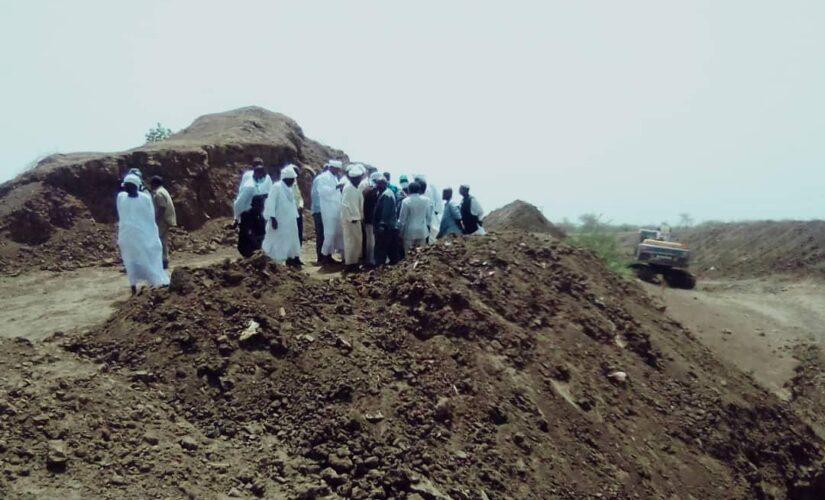 محافظ مشروع الجزيرة:ضخ المياه لري حداف وود الفضل منتصف يونيو
