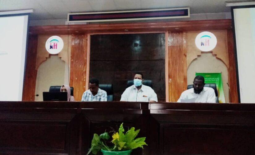 انعقاد ملتقى لمقدمي الخدمة الصحية بالجزيرة لمعالجة العقبات