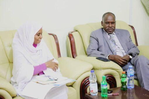 تفاهمات بين جامعة القرآن والتأصيل والرعاية الإجتماعية بالجزيرة