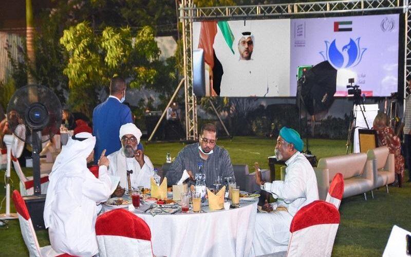 سفارة الإمارات تنظم مبادرة الاستعداد للخمسين عاما عن بعد