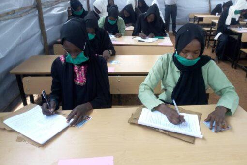 إنطلاق إمتحانات مرحلة الأساس بغرب دارفور