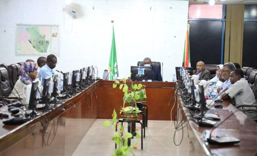 مجلس حكومة القضارف يناقش أداء الربع الأول من العام الحالي