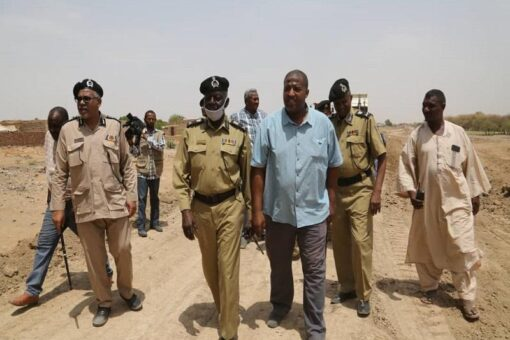 الخرطوم: إدارة الطرق والجسور تتفقد أعمال وطوارئ الخريف