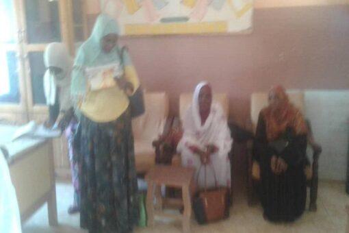 وزارة التربية الخرطوم تتفقد مراكز الامتحانات بشرق النيل