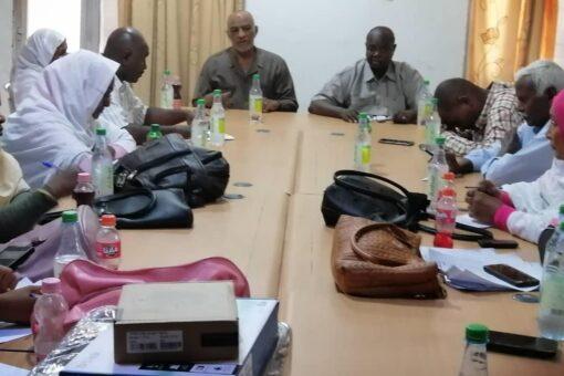 ترتيبات لزراعة الأرز بولاية نهر النيل يوليو القادم