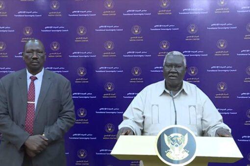 مالك عقار:إقليم النيل الأزرق له خصوصيته السياسية والتاريخية