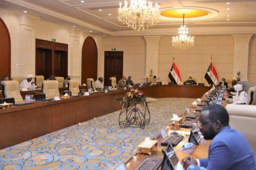 مجلس شركاء الفترة الانتقالية يبحث الأوضاع السياسية وتحديات المرحلة الانتقالية