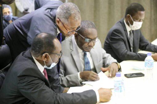 البيان الختامي للمفاوضات بين الحكومة والحركة الشعبية-شمال