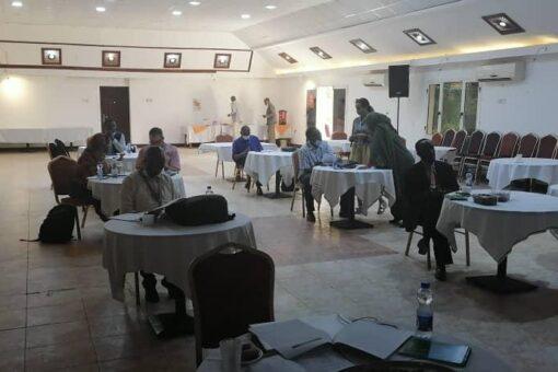 شمال كردفان:إجتماع لتنفيذ مشاريع مشتركة بين ايفاد وبرنامج الغذاء العالمي