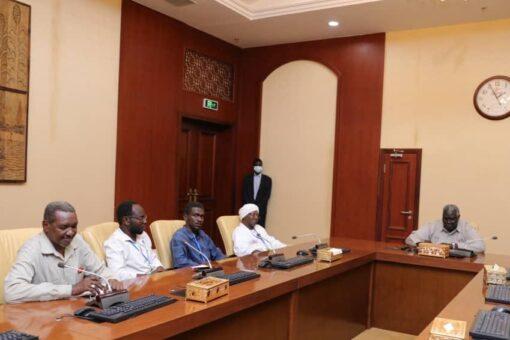عقار يؤكد إهتمام الدولة بتحقيق السلام والإستقرار والتنمية