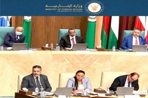 السودان يرأس الدورة (51) لمجلس وزراء الإعلام العرب