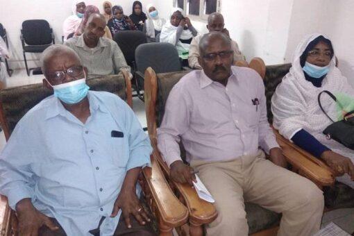 ورشة مسح الشمول المالي بولاية النيل الأبيض