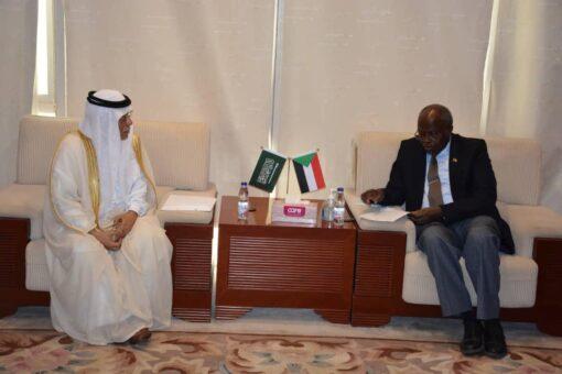 أرامكو وسابك السعوديتان ترغبان الاستثمار في السودان