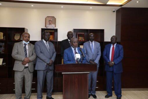 دقلو يطّلع على مباحثات الحدود بين السودان وجنوب السودان