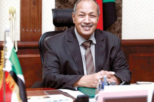 سفير السودان بقطر يحث المنتخب الوطني على الانتصار