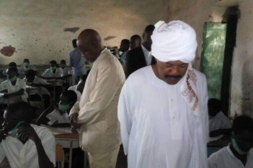 أكثر من(33) الف طالب وطالبة يجلسون لإمتحانات الشهادة بجنوب دارفور
