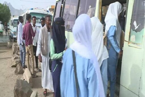 تدشين ترحيل طلاب الشهادة السودانية مجاناً بالجزيرة