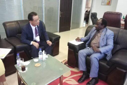 إنعقاد المنتدي السوداني الكوري
