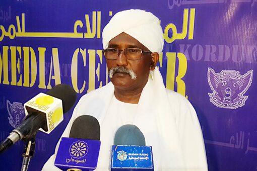 ولاة النيل الازرق وشمال وغرب دارفور يؤدون القسم أمام البرهان
